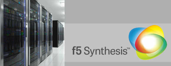 F5 synthesis, F5 Data Center, F5 networks